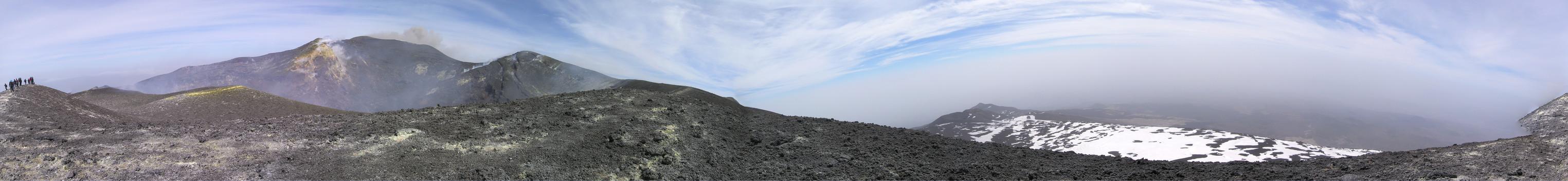 Le premier sommet