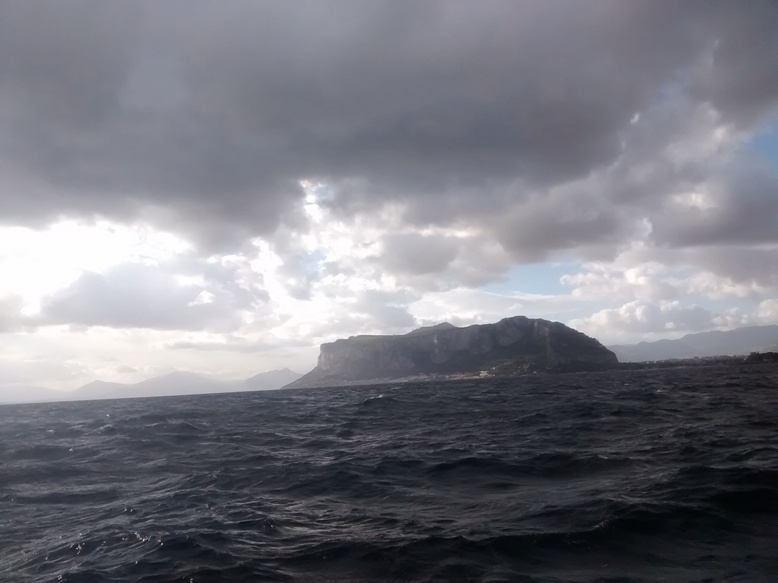 La côte Sicilienne